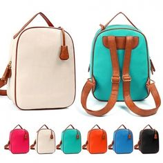 0ba9eab08b84 Mini School Backpacks Women Cute Bags Korean Drama Fashion Backpack Purse