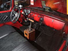 Dig This Gallery of Truck Dashes From the 2015 SEMA Show