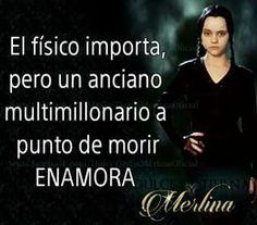 Enamora #merlina