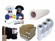FA-100gsm Roll Size Fast Dry Sublimation Paper