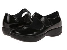 Dansko Annie Black/Grey Milled Full Grain - Zappos.com Free Shipping BOTH Ways