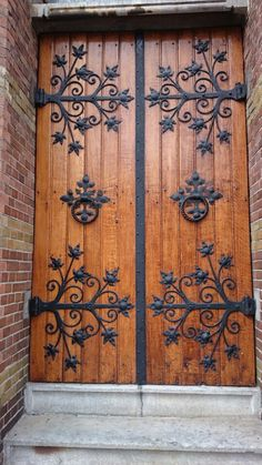 Door St Jozefchurch. Groningen. Netherlands. By BeauBardot.
