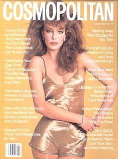 Kelly LeBrock - Cosmopolitan Magazine [United States] (March 1981)