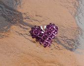 Amethyst  (this one is using 3mm size crystals)
