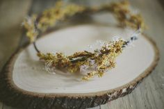 Sincerely, Kinsey: Autumn Floral Crown | DIY Inspiration