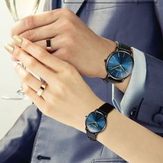 Fancy Watches, Elegant Watches, Beautiful Watches, Wrist Watches, Stylish Watches For Girls, Trendy Watches, Latest Watches, Watches For Men, Couple Watch