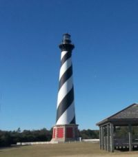 NC Hatteras Lighthouse