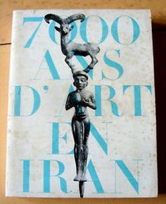 7000 ans d'art en Iran, Robert Massin, 1961