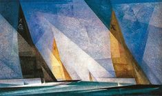 Buy Original Art Direct from Independent Artists and Galleries. Discover Affordable Paintings, Photography, Sculpture and Limited Edition Art Prints. Sailboat Art, Sailboat Painting, Nautical Art, Bauhaus Painting, Art Reproductions, Art Oil, Online Art, Framed Art Prints, Sailing