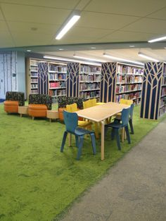 Library Furniture, Furniture Design, Kids Library, Bethlehem, Media Center, Kid Spaces, Design Elements, Public, Home Decor