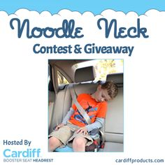 Sweetly Made (Just for you): Noodle Neck Contest & Giveaway