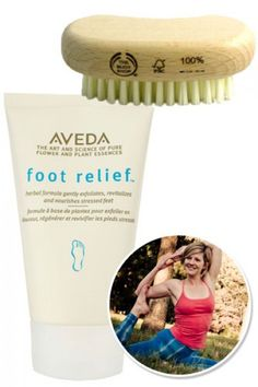 Refinery29 shares which Aveda products are 'Yogi Approved' for foot care: