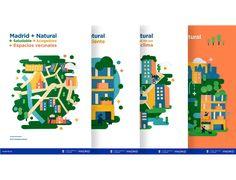 Madrid + Natural on Behance