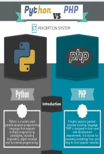 Are you going to begin with the web development project? If yes, which langauge you will choose PHP or Python? Have confusion? No worries, you can check-out this infographic and see neck-to-neck comparison between both the languages! However, if you want to hire PHP developer for your project, you can contact us!