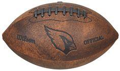 Arizona Cardinals Football - Vintage Throwback - 9 Inches