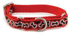 PetSafe Fido Finery Premier 1-Inch Pet Collar, Medium, Rolling Bones *** Click image for more details. (This is an affiliate link and I receive a commission for the sales)