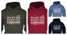 Vet Tech Super Heros :)