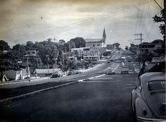 Avenida Carvalho Leal. 1983. Manaus. Acervo: Moacir Andrade.