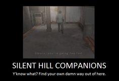 Silent Hill Demotivational pt3 by ~Sierie on deviantART
