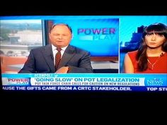 CTV Power Play hosted by Don Martin with Cannabis Activist Jodie Emery