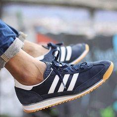 Adidas Originals SL 72: Navy