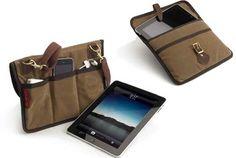 Frost River Protege iPad case Ipad Case, Frost, Gentleman, Gadgets, River, Wallet, Men, Gentleman Style, Gadget