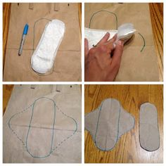 Once you start cloth diapering, it& not long before you are exposed to all sorts of cloth replacements for disposable items. For example, s.A Little Dancer: Cloth Diapers for Mama? Small Sewing Projects, Sewing Hacks, Sewing Tutorials, Sewing Crafts, Sewing Patterns, Sewing Clothes, Diy Clothes, Sweat Pads, Reusable Menstrual Pads