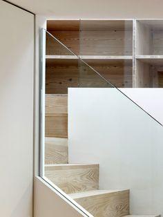 Dalston Studio by Cassion Castle Architects