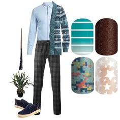 Guess The Harry Potter Character by kspantongroup on Polyvore featuring polyvore, Frame, Jacob Cohёn, L.L.Bean, Abigail Ahern, men's fashion, menswear and clothing