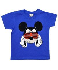 MICKEY MOUSE ~ Sunglasses T-Shirt