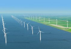 The UK is a sustainable energy forerunner like no other. And now the government is beefing up their already productive offshore wind power with plans to build the largest offshore wind farm in the world.
