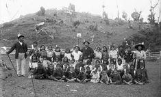 The Invasion of Parihaka, 5 November An Eyewitness Account Treaty Of Waitangi, Chatham Islands, Nz History, Maori Designs, Maori Art, Memorial Museum, New Law, In Pursuit, The 5th Of November