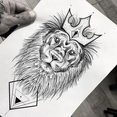 Wolf Tattoos, Lion Tattoo, Animal Tattoos, Arm Tattoo, Body Art Tattoos, Thrasher, Blackwork, Gangster Tattoos, Sketch Style Tattoos