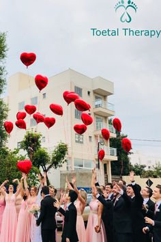 Why Exactly Does The Bride Wear White And Other Wedding Facts Bridesmaids And Groomsmen In Wedding Party Releasing Heart Shaped Balloons Wedding Guest List, Free Wedding, Wedding Gifts, Wedding Day, Altar Wedding, Wedding Advice, Perfect Wedding, Wedding Trivia, Exotic Wedding