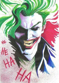 Joker by on DeviantArt Joker Images, Joker Pics, Joker Art, Batman Art, Batman Joker Wallpaper, Joker Wallpapers, Comic Book Characters, Comic Character, Joker Poster