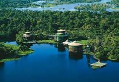 Hotel na Floresta Amazonica -  Brasil
