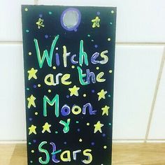 Witches Sign Plaque Witchcraft Wiccan  Magical  | eBay