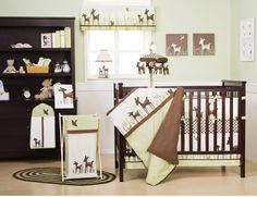 Kids Line Willow 4 Pc. Crib Set (Organic) - Best Price