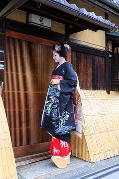 Geisha Japan, Japanese Geisha, Japanese Kimono, Japanese Style, Japanese Art, Kabuki Costume, Japanese Costume, Traditional Outfits, Asian Woman
