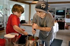 Cooking With Kids: 5 Reasons You Should Be Doing It - The New York Times