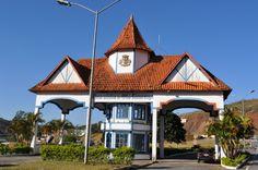 Portal de São Lourenço MG