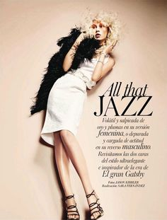 Aline Weber for Vogue Spain July 2012