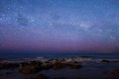 Hunt for aurora australis