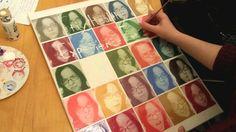 Andy Warhol Art Project | Emi Gurumi