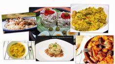 Seis variadas recetas de arroz | Cocinar en casa es facilisimo.com
