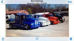 Sand Springs, Big Rig Trucks, Rigs, Wedges, Semi Trucks, Big Trucks