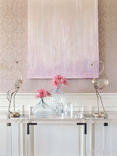 Luxury Home Interior Design - Jennifer Lopez Art Deco Home ~ Interior Design Files