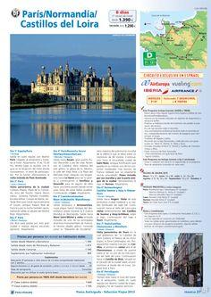París/Normandía/Castillos del Loira,dto.12%:+80días,sal.17/05 al 4/10dsd Mad, Bcn..(8d/7n)dsd 1.390€ ultimo minuto - http://zocotours.com/parisnormandiacastillos-del-loiradto-1280diassal-1705-al-410dsd-mad-bcn-8d7ndsd-1-390e-ultimo-minuto/