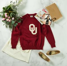 ❤️ this look? Find out how loving your #CollegeColors can help you win a VIP trip to New York Fashion Week. www.rockyourcollegecolors.com