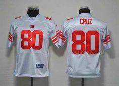 http://www.xjersey.com/giants-80-cruz-white-kids-jerseys.html Only$34.00 GIANTS 80 CRUZ WHITE KIDS JERSEYS #Free #Shipping!